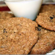 Harvest Oatmeal Chocolate Chip Cookies