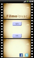 Screenshot of Filmolovac