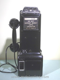Paystations - Western Electric 181G non-dial 1