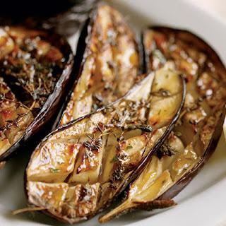 Oven Roasted Eggplant Recipes