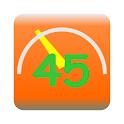 GPS velocidad HUD icon