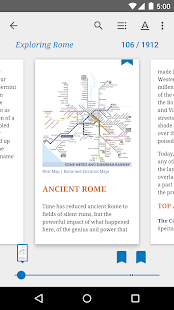 Google Play Books Screenshot