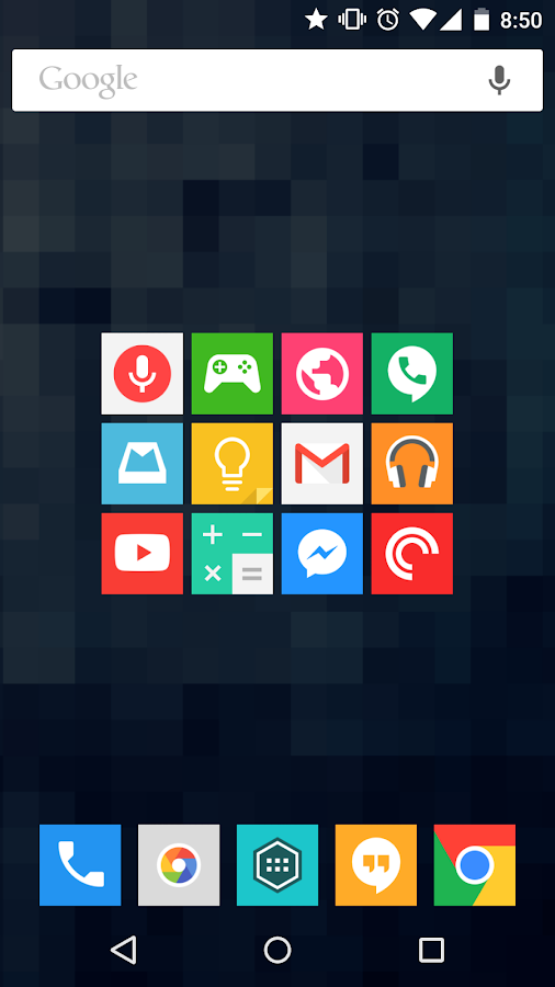 Minimal UI - Icon Pack Screenshot 7
