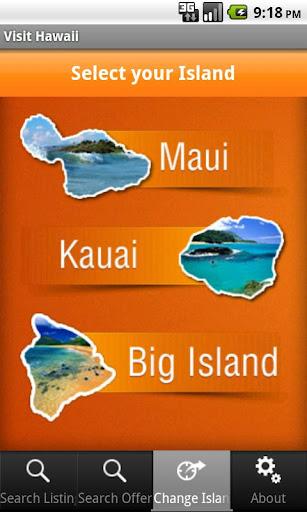 Visitor Info Hawaii