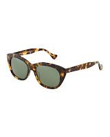 Dita Savoy Tokyo Tortoise Cat Eye Sunglasses