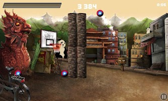 Screenshot of Tip-Off Basketball