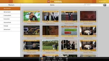 Screenshot of EenVandaag