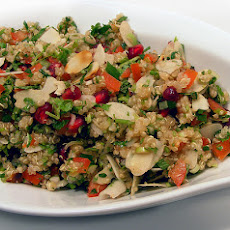 Summer Salad With Quinoa