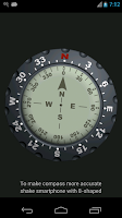 Screenshot of Smooth Compass