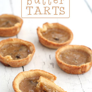 Low Fat Butter Tarts Recipes