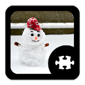 Game Winter puzzle APK for Windows Phone