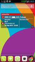 Screenshot of Smartfren Customer Info