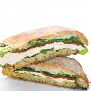 Lettuce Tomato Mozzarella Sandwich Recipes