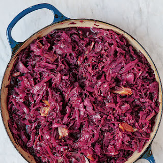 Roasted Red Cabbage Potatoes Recipes