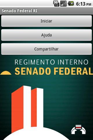Regimento Senado Federal