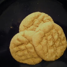 Weight Watchers 1 Pt. Peanut Butter Cookies