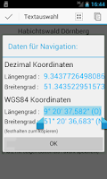 Screenshot of RV Parking Finder