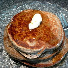 Buttermilk-buckwheat Pancakes