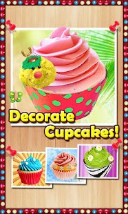 Maker - Cupcake Treats! - screenshot