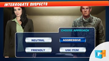 Screenshot of NCIS: The TV Game