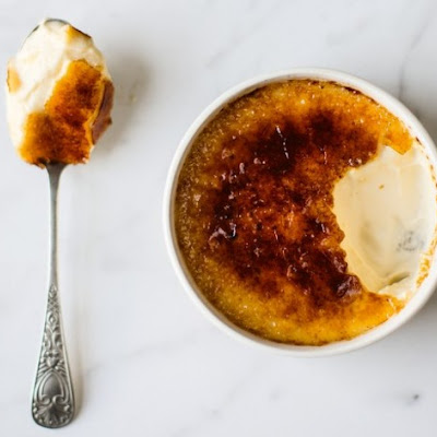 Crème Brûlée for One From 'Paris Pastry Club'