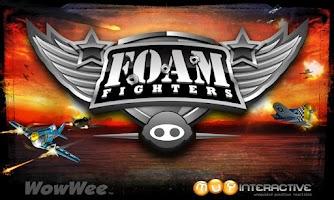 Screenshot of Foam Fighters