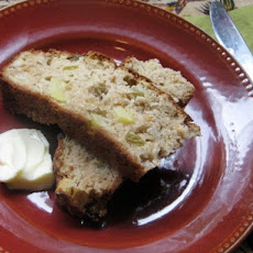 Apple Rum Raisin Bread