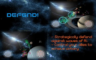 Screenshot of Space Conquest