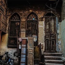 I Am Here by Ahmed ElSheikh - City,  Street & Park  Street Scenes ( street, fine art, candid, streets, photokhana, conceptual, street scenes, egypt, street photography,  )