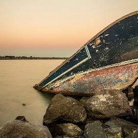 by Mitat Özkan - Transportation Boats