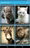 Screenshot of Animal Sound for Kids