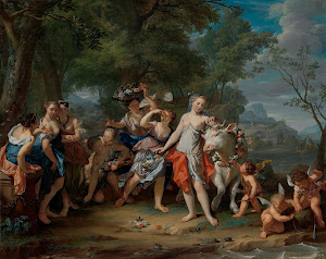 RIJKS: Nicolaas Verkolje: The Rape of Europa 1740