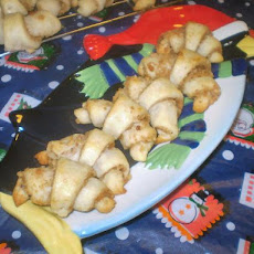 Butterhorns Aka Rugelach / Rugulach / Snails / Schnecken