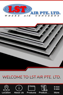 SG LST Air Pte Ltd - screenshot