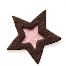 Chocolate-and-Peppermint Stars