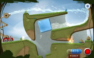 Screenshot of Sprinkle Free