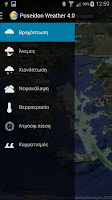 Screenshot of Poseidon Weather 4.0