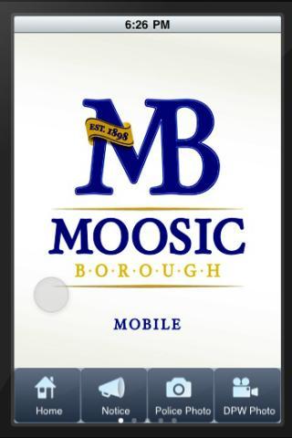 Moosic Borough