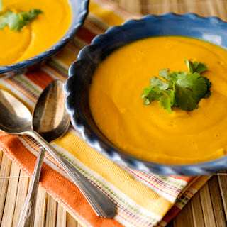 Ginger Cilantro Soup Recipes