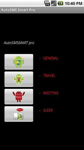AutoSms Reply Smart Pro