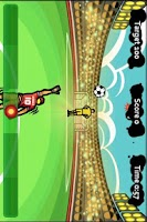 Screenshot of Goal Keeper - Fling