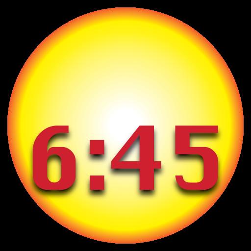 日出日落計算器 LOGO-APP點子