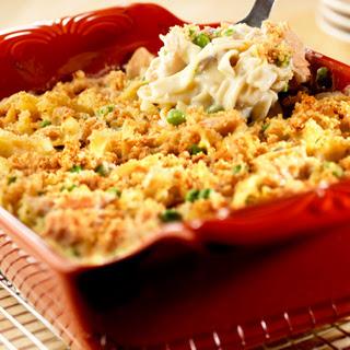 Tuna Noodle Casserole With Cream Of Mushroom Soup Recipes