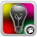Bright setting tool icon