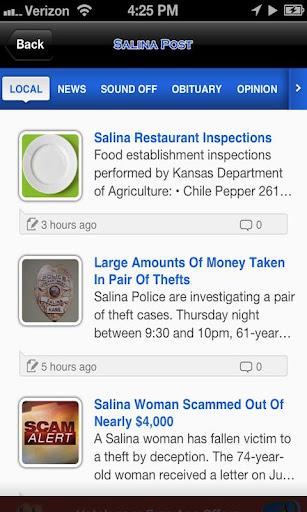 新聞必備APP下載|Salina Post 好玩app不花錢|綠色工廠好玩App