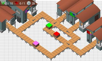 Screenshot of Conveyors