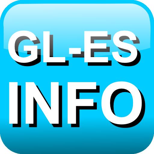 OpenGL-ES Info 工具 App LOGO-APP開箱王