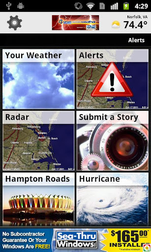 Severe Weather - WVEC Norfolk