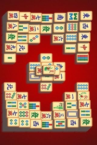 Mah Jong Play Solitaire Mahjong Free, A traditional Chinese Tiles Game