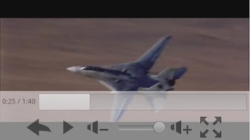 Screenshot of FLV Video Player (no ads)